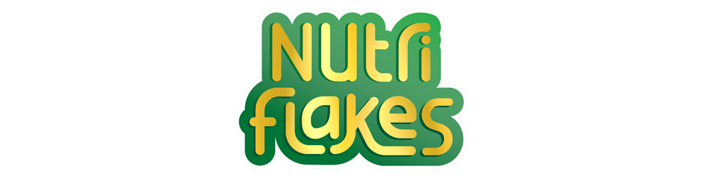 logo nutriflakes terang